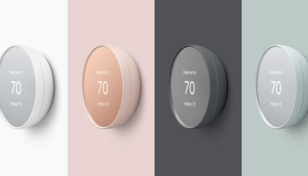До 12% экономии на отоплении: Google представил новый «умный» термостат