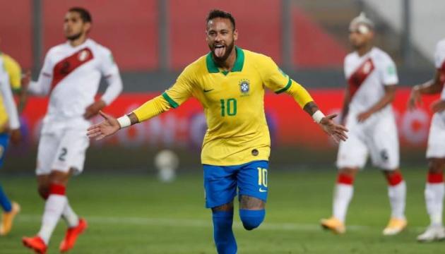 Отбор на ЧМ-2022: Бразилия и Аргентина одержали очередные победы