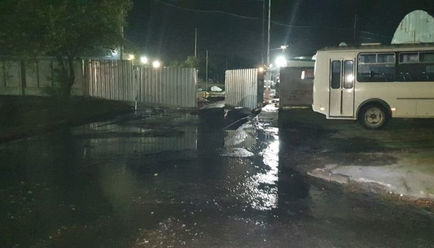 В Черкассах произошла утечка 100 тысяч тонн азотных удобрений, полиция открыла дело