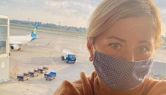 Вита Семеренко выздоровела от коронавируса и полетела на сбор