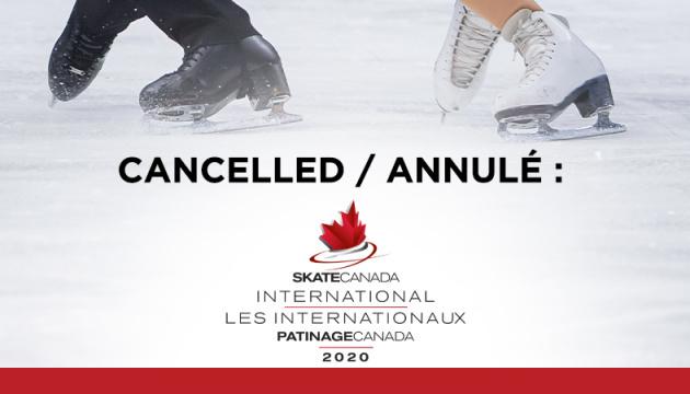 Канадский этап Гран-при по фигурному катанию отменен из-за пандемии