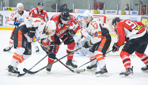 УХЛ: «Кременчуг» сравнял счет в финале плей-офф