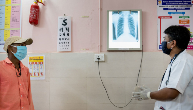 Коронакриза ставить під загрозу боротьбу з туберкульозом – ООН