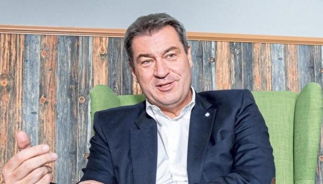 Голова ХСС Зедер відмовився від боротьби за посаду канцлера Німеччини