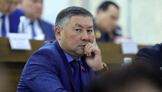 Спикер парламента Кыргызстана отказался стать и.о. президента
