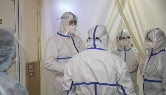 COVID-19 in der Ukraine lässt nicht nach: 14.580 Neuinfektionen