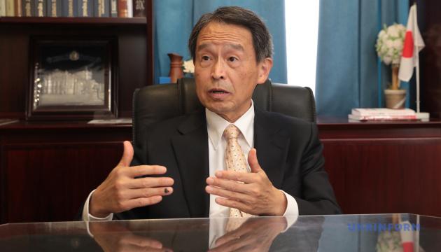 日本はクリミアでのロシアの「選挙」を認めない=日本大使