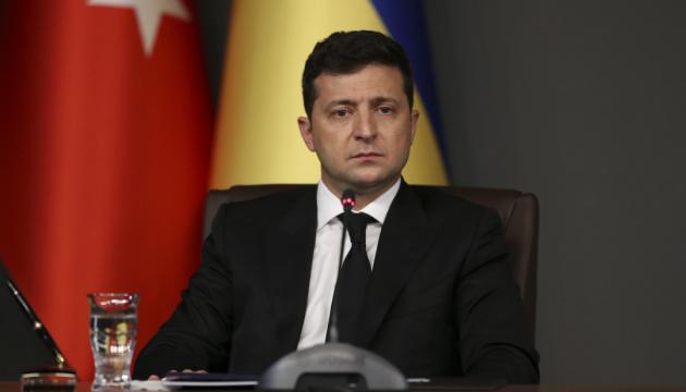 Zelensky congratulates Turkey on its 97th anniversary
