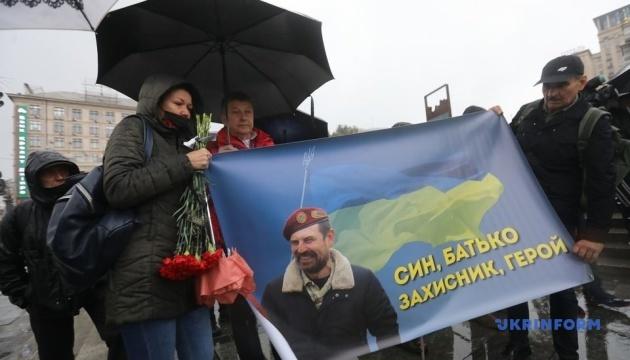 Мінветеранів висловило співчуття у зв'язку із загибеллю ветерана АТО Микитенка