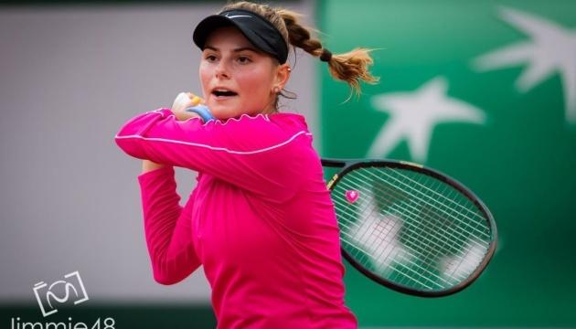 Українка Завацька стартує у відборі турніру WTA Premier в Остраві