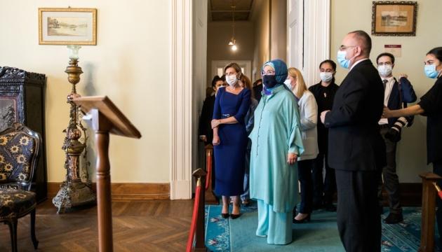 Украиноязычные аудиогиды запустили в трех музеях Турции - ОП