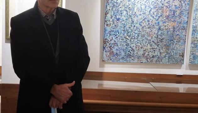 В Доме Франко во Львове открыли выставку современного абстрактной живописи