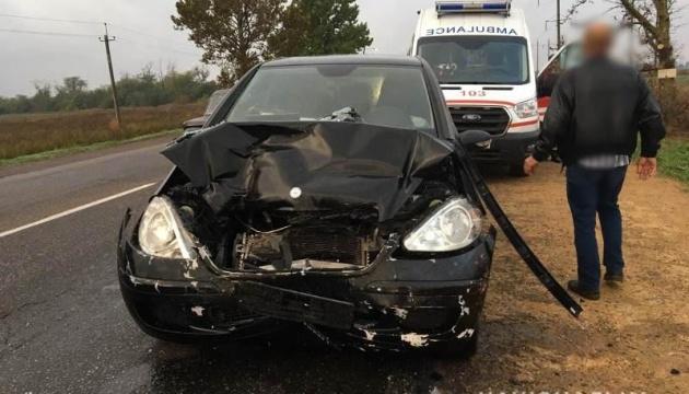 На Одесчине столкнулись Mercedes и «Таврия», среди пострадавших - двое детей