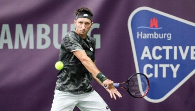 Стаховський програв Кларку на старті турніру АТР у Стамбулі