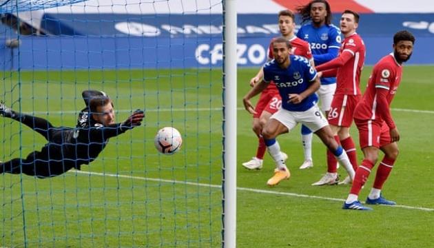 АПЛ: «Ливерпуль» и «Эвертон» сыграли вничью в дерби