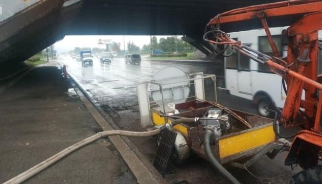 Злива у Києві: підтоплення ліквідували в усіх районах