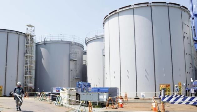 Японія планує зливати радіоактивну воду з АЕС «Фукусіма» у море