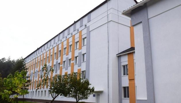 На Львовщине открыли реабилитационный центр, построенный на средства правительства США