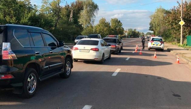 Поліція зняла обмеження на проїзд Кропивницьким після буревію