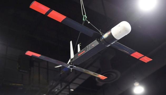 Китай випробував систему залпового запуску дронів-камікадзе