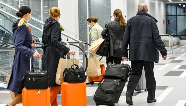 Стратегія-2030: уряд планує збільшити пасажиропотік аеропортів до 71 мільйона на рік