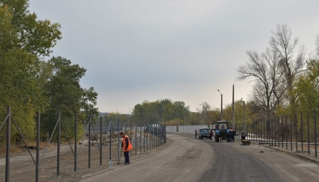 'Shchastia' entry-exit checkpoint in Luhansk region to open on November 10