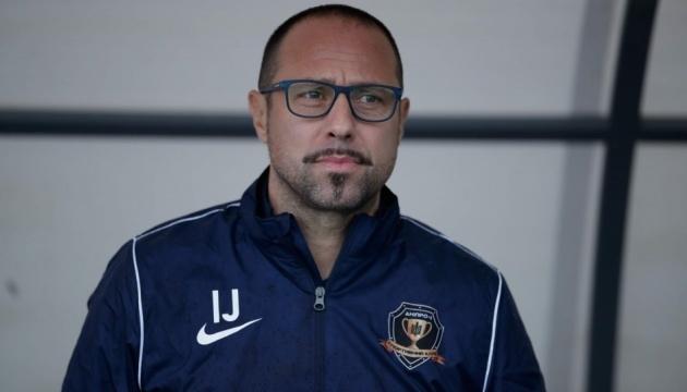 Йовичевич стал лучшим тренером 6 тура чемпионата Украины по футболу