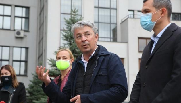 Фантастика, пригоди та історія: Ткаченко розповів про українську карту кінолокацій