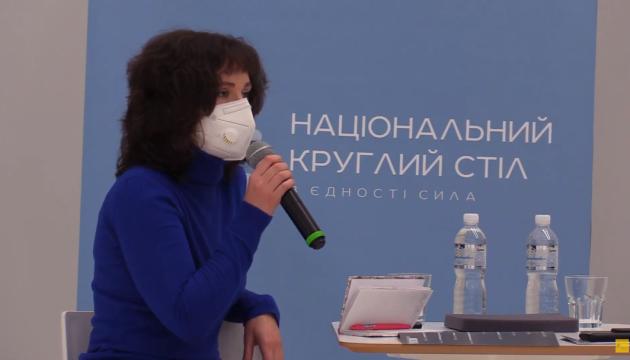 Лідери думок мають демонструвати вибір на користь української - круглий стіл