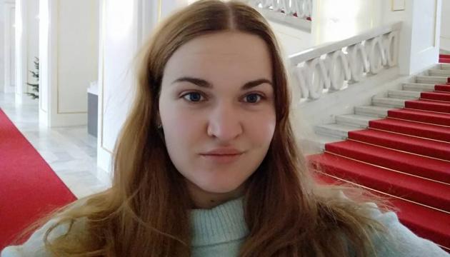 В Беларуси арестовали журналистку, которая освещала акцию протеста
