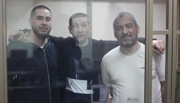 Трьом кримським татарам у Росії загрожує до 18 років тюрми