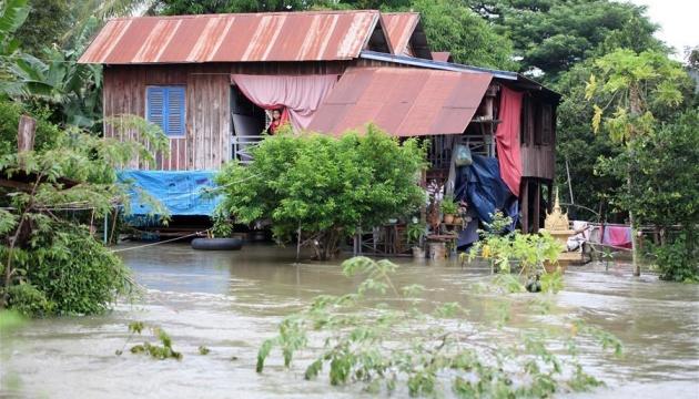 Повені у Камбоджі забрали 25 життів