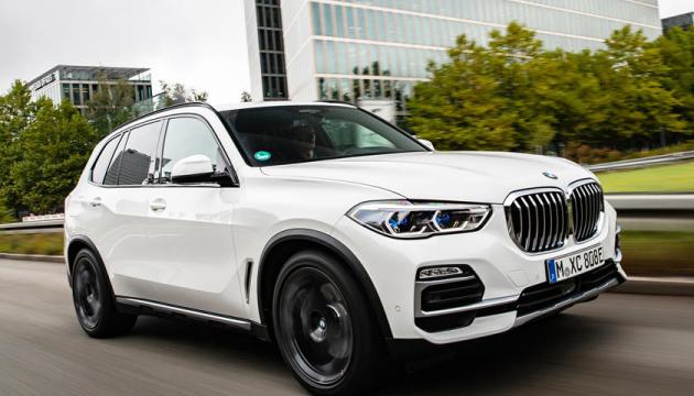 BMW відкликає понад 30 тисяч «гібридів»
