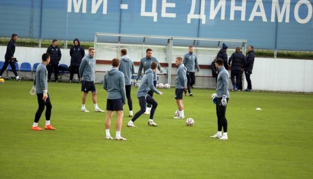Сьогодні «Динамо» зустрічається з «Ювентусом» в Лізі чемпіонів УЄФА