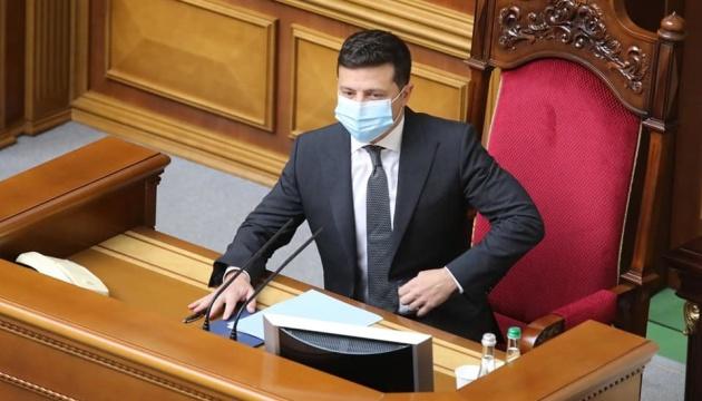 Зеленський обіцяє пакет законів для реінтеграції окупованих територій