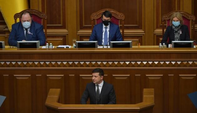 Volodymyr Zelensky: ceux qui ont cédé  la Crimée, vont en porter la responsabilité