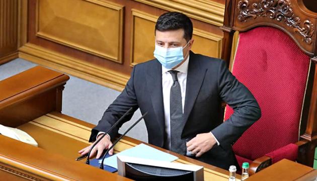 Präsident: Waffenruhe im Donbass ist nicht ideal, aber die längste in den Jahren des Krieges