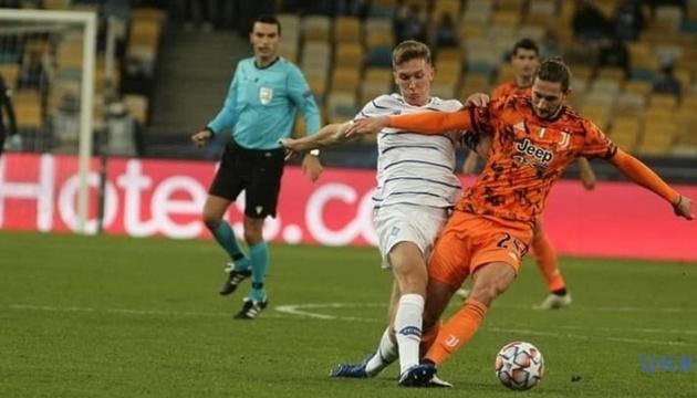 Champions League: Dynamo verliert Heimspiel gegen Juventus 0:2