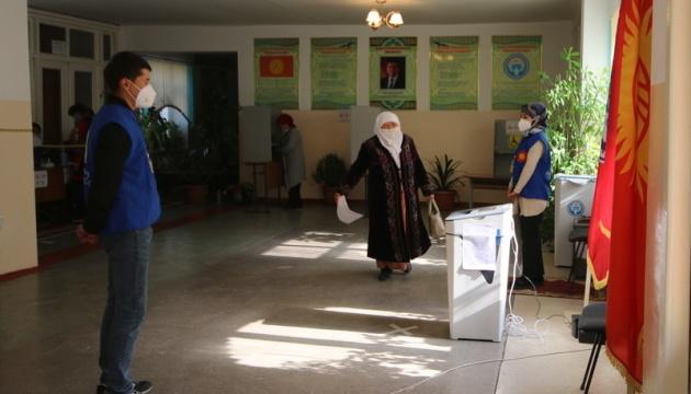 ЄС привітав впорядковане проведення президентських виборів у Киргизстані