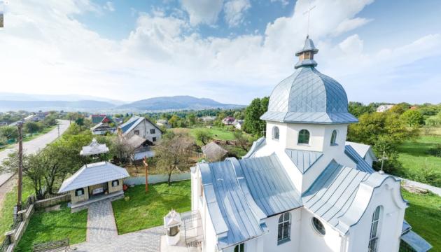 На Прикарпатье виртуализувалы Делятинщину