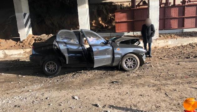 В Харькове Toyota лоб в лоб столкнулась с ЗАЗ, есть погибшие