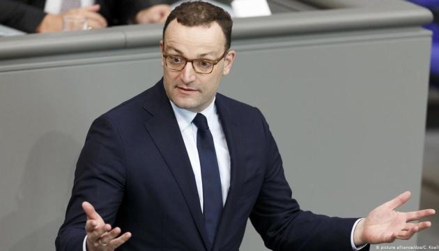Міністр охорони здоров'я Німеччини захворів на COVID-19