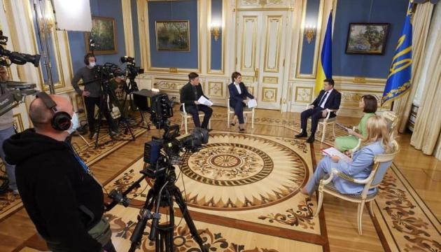 В Україні майже найнижчий у Європі показник смертності від «ковіду» — Президент
