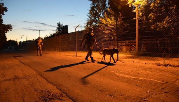 У прикордонних районах Луганщини посилили контроль