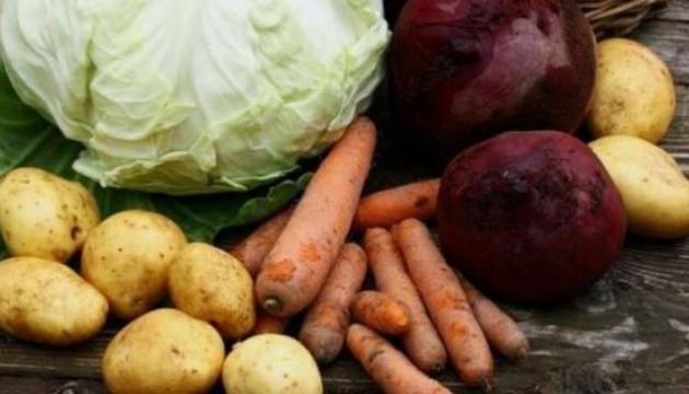 Все овощи «борщевого набора» подешевели - Госстат