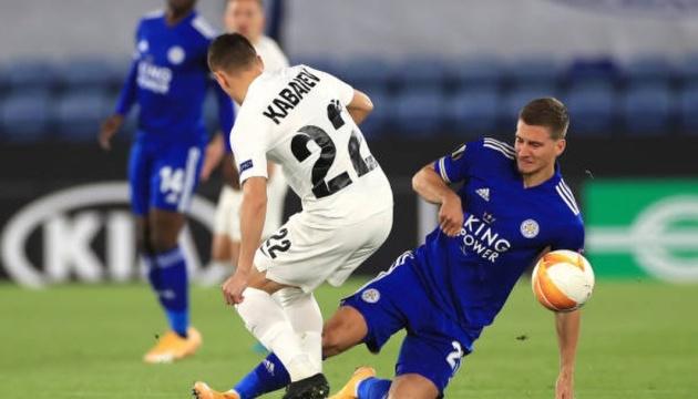 «Зоря» програла «Лестеру» на старті Ліги Європи УЄФА