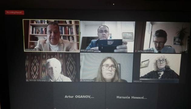 Боднар і спостерігачі СКУ та УККА обговорили місцеві вибори в Україні
