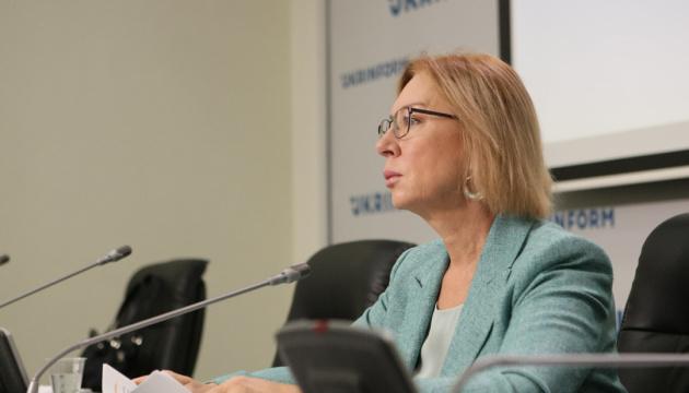 Денисова - о COVID-19 на оккупированной Донетчине: Больницы заполнены почти на 100%