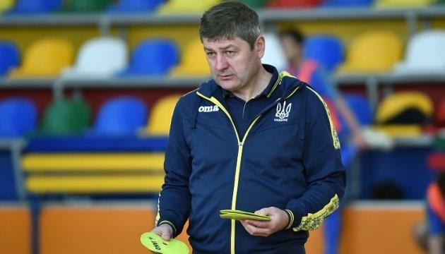 Сборная Украины по футзалу сыграет два товарищеских матча с Венгрией