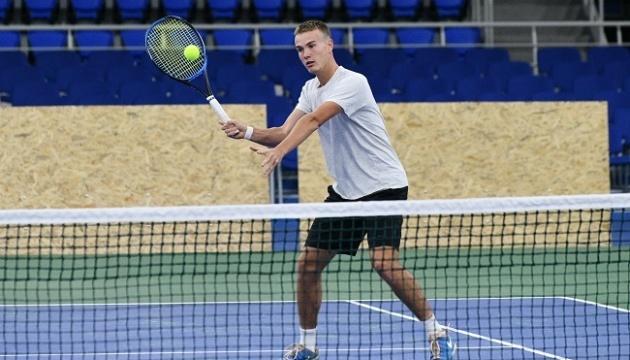 Украинец Сачко победил  Эрбера в своей дебютной игре на турнирах АТР